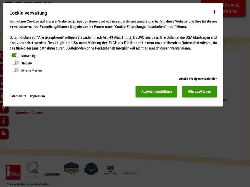 Screenshot von https://www.boppard-tourismus.de/1-0-Home.html